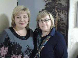 после семинара с Анной Липинской